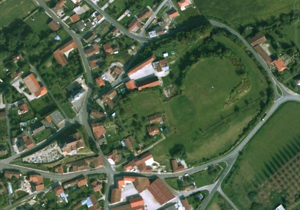 motte_vue satellite